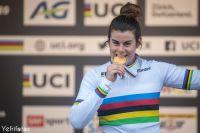 Marion Norbert Riberolles Championne du Monde U23