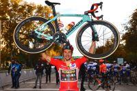 Primoz Roglic 2ème Vuelta