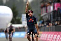 Tao Geoghegan Hart vainqueur de sa première étape sur un grand Tour