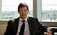 Thierry Martel, Directeur Général du groupe Groupama