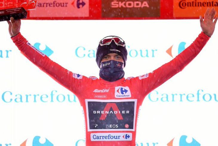Vuelta : Carapaz et Ineos-Grenadiers aux commandes