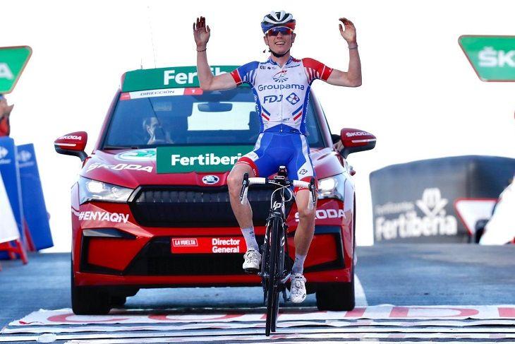 David Gaudu peut-il être le leader de la Groupama-FDJ sur le Tour de France 2021 ?
