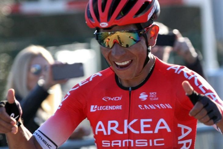 Nairo Quintana intouchable en ce début de saison