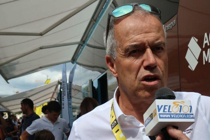 Les 101 qui font le cyclisme français : Vincent Lavenu