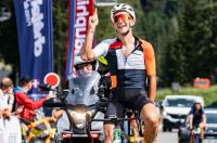 Le suisse Raphaël Addy, vainqueur de l'épreuve reine
