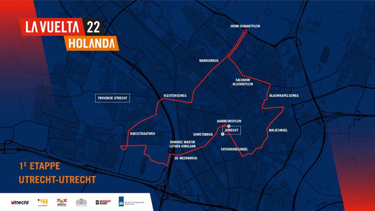etape 1 parcours vuelta 2022