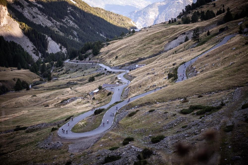 Haute route - Col