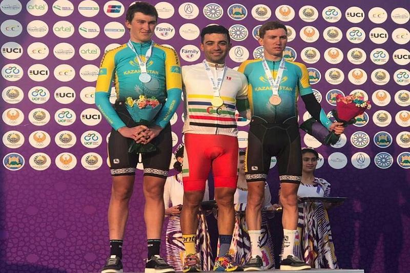 Iran et Kazahstan s'opposent régulièrement au sommet pour les lauriers du champion d'Asie