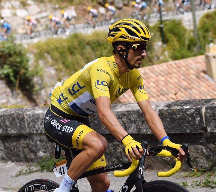 Julian Alaphilippe en jaune sur le Tour. Un coup d'essai ?