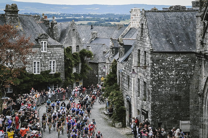 La Bretagne offre beaux paysages et possibilité de parcours escarpés