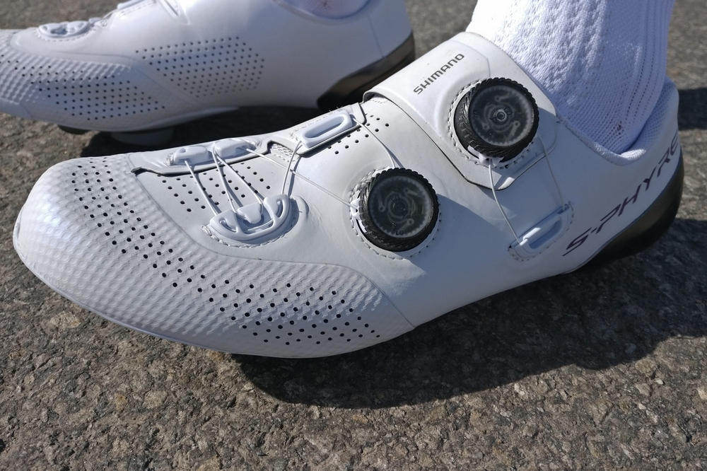 Les nouveaux serrages BOA® Li2 équipent les Shimano S-Phyre