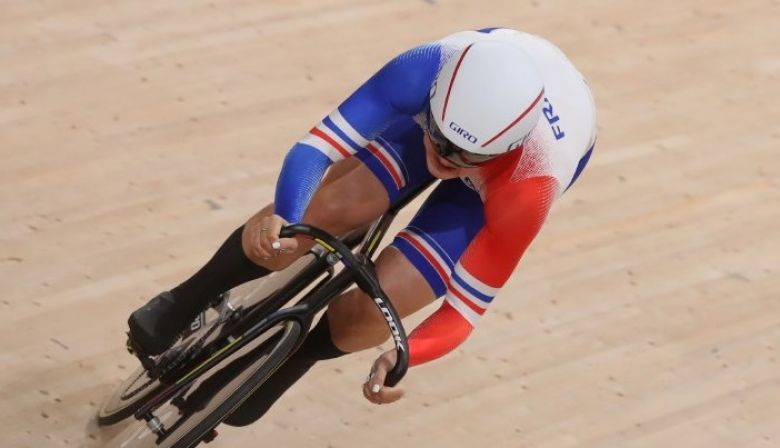 Mathilde Gros rentre bredouille de Tokyo, rapidement éliminée des épreuves de keirin et de vitesse individuelle