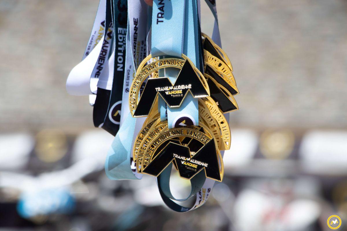 Médailles Transmaurienne Vanoise