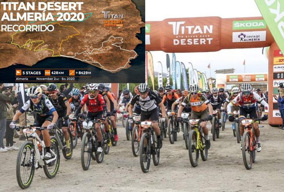 La Titan Desert, une aventure inoubliable...