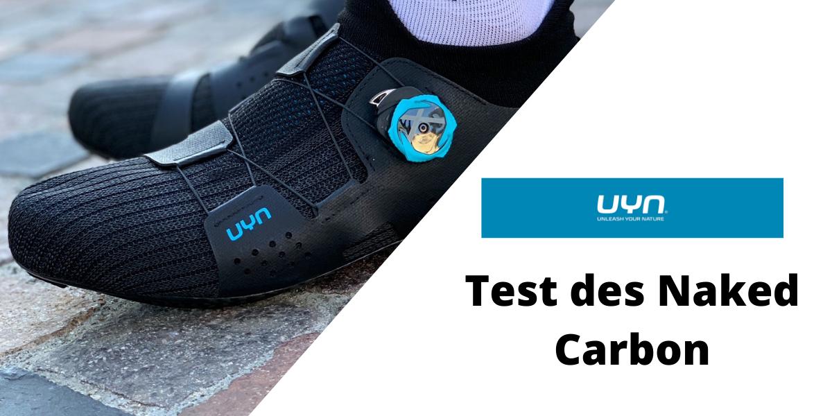 test UYN carbon naked velo 101