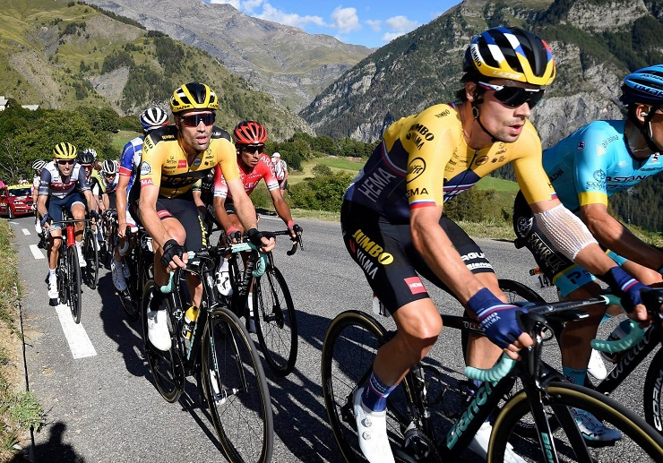 Tom Dumoulin en équipier modèle sur le Tour de France 2020