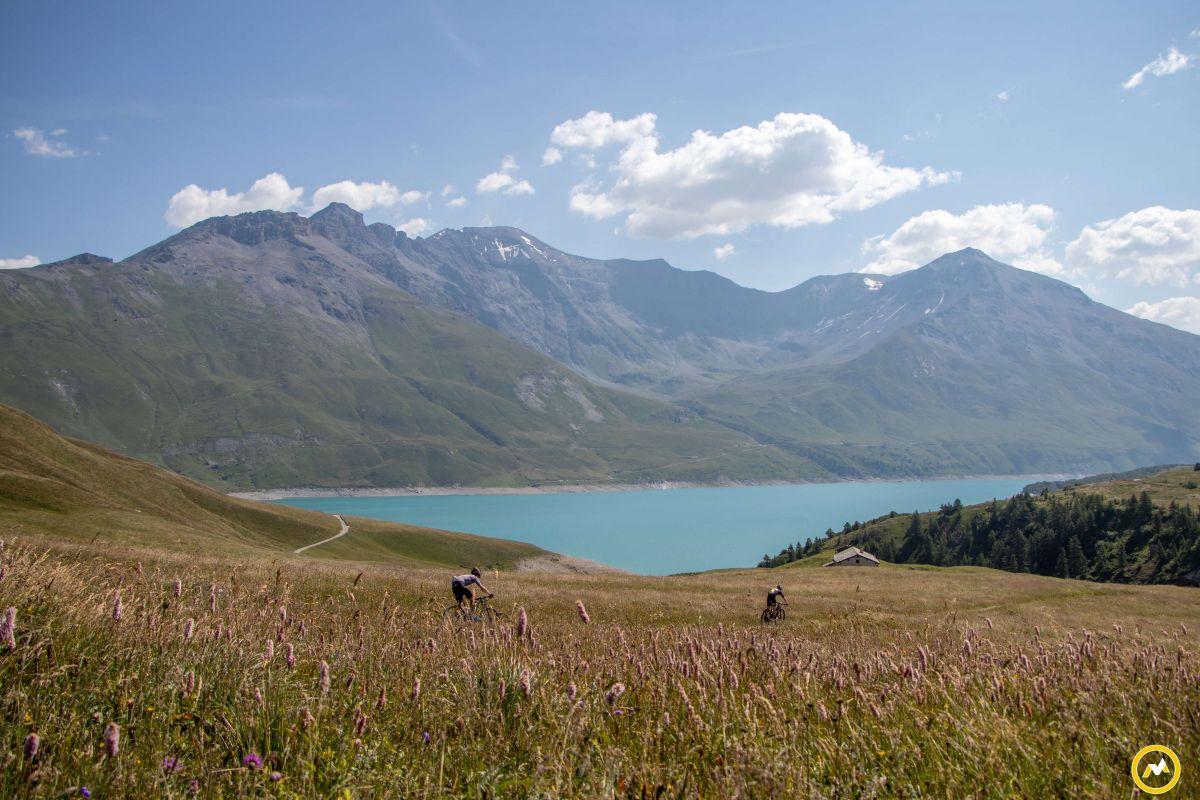 Transmaurienne Vanoise, des paysages somptueux