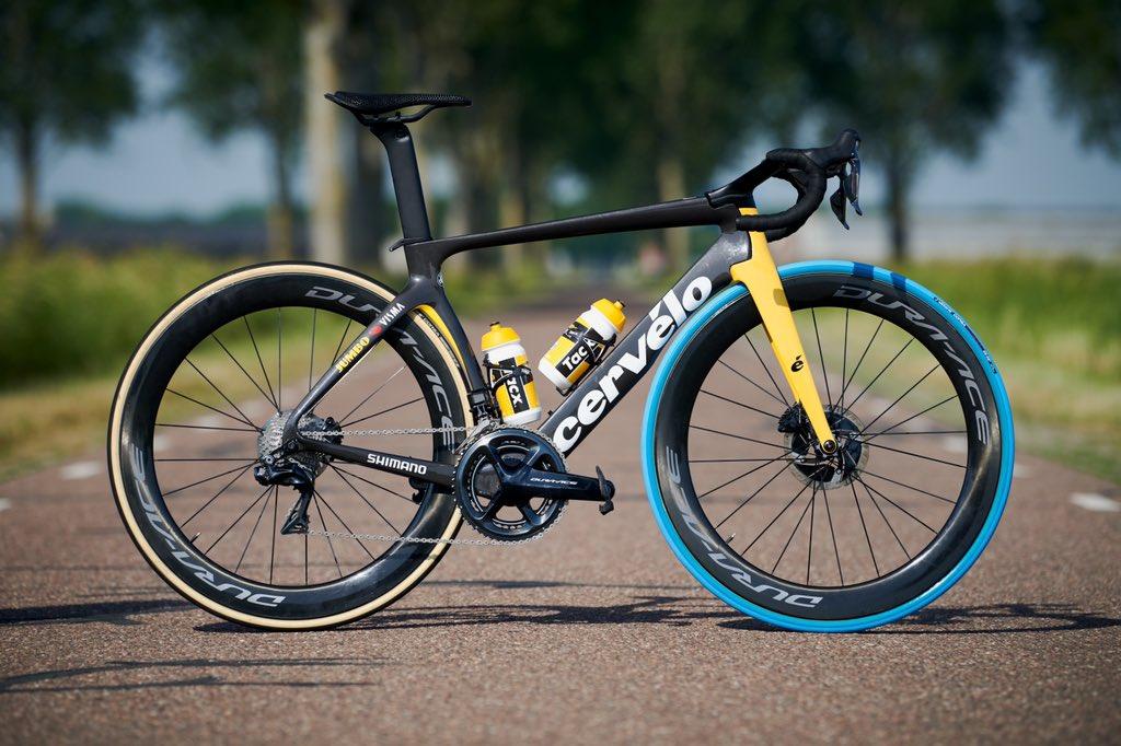 vélo jumbo visma tour de france 2021