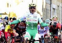 Adrien Garel victorieux sur sa première course