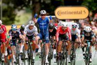 Cavendish au sprint