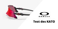 Test des Oakley Kato Prizm Road
