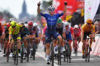 Deceuninck Quick Step est davantage habitué à viser les courses d'un jour ou les étapes, à l'image de Fabio Jakobsen qui a renoué à la victoire sur le Tour de Walllonie