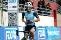 Lizzie Deignan, victorieuse historique de Paris-Roubaix femmes 2021