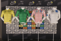 Santini fournira les maillots du Tour de France 2022