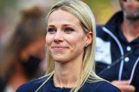 Marion Rousse, directrice du Tour de France Femmes avec Zwift