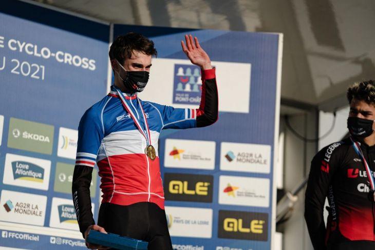 Interview d'Antoine Huby : le Champion de France non retenu au Mondial