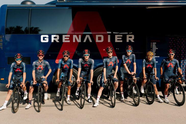 Ineos Grenadiers : changement de manager pour l'équipe britannique