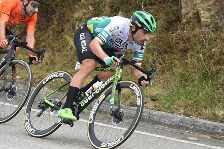Jon Aberasturi disqualifié du Tour du Luxembourg pour position interdite
