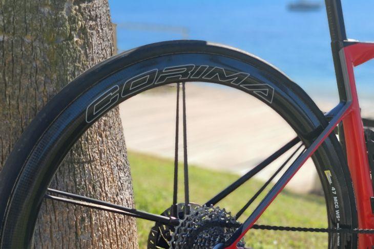 Test des roues Corima MCC DX 47mm